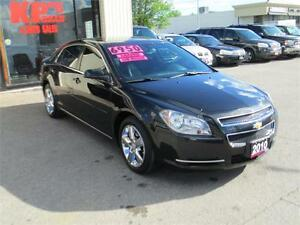 2010 CHEVROLET MALIBU LT ! FULLY LOADED! LEATHER ! SUNROOF !
