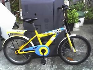 """Rare Vintage Special Import Disney Mickey Mouse 20"""" Wheel Bike"""