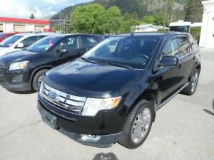 2008 FORD EDGE - 4 Door Station Wagon LIMITED AWD