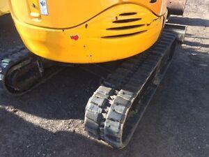 2007 JCB 8025 Mini Excavator Oakville / Halton Region Toronto (GTA) image 3