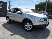 2007 Nissan Dualis J10 ST X-tronic AWD Silver 6 Speed Constant Variable Hatchback Bayswater North Maroondah Area Preview