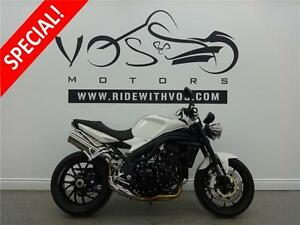 2008 Triumph Speed Triple - V2022 - Financing Available