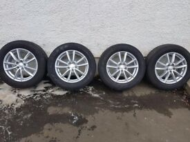 "Range rover sport 19"" alloy wheels"