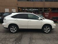 2005 Lexus RX 330 Pearl White $11,300 CLEARANCE SPECIAL