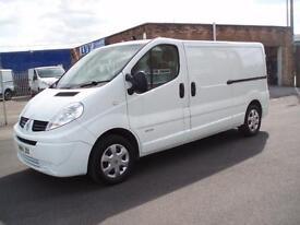 Renault Trafic 2.0dCi ( EU5 ) LL29 L/Roof Van LL29dCi 115 £6995 + VAT