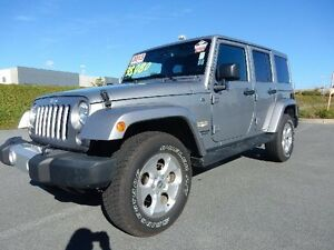 2015 JEEP WRANGLER UNLIMTED 4 DOOR SAHARA