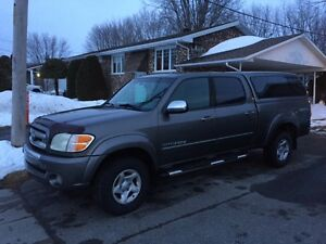 2004 Toyota Tundra Trd Camionnette frame remplacé