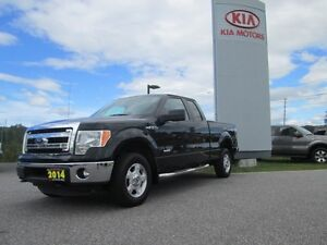2014 Ford F-150 XLT 4x4 SuperCab | ONLY $104 / WEEK!