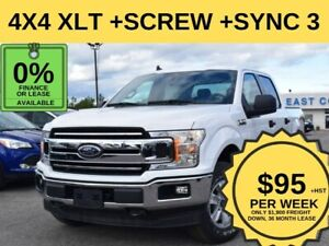2019 Ford F-150 XLT|4x4|SYNC3|AUTO STOP/START|FORD PASS