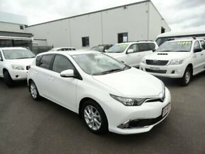 2017 Toyota Corolla ZRE182R Ascent Sport S-CVT White 7 Speed Constant Variable Hatchback West Ballina Ballina Area Preview