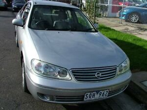 2003 Nissan Pulsar N16 ST-L 4 Speed Automatic Sedan Coburg North Moreland Area Preview