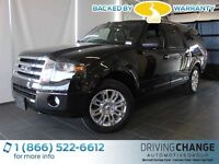 2014 Ford Expedition MAX Limited-Moon Roof-Nav-Power Running Boa