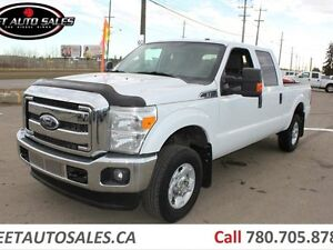 2012 Ford F-250 XLT 4x4 Super Crew !! Immaculate Condition !! Edmonton Edmonton Area image 3