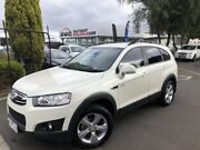 2011 Holden Captiva CG Series II 7 AWD CX White 6 Speed Sports Automatic Wagon Seaford Frankston Area Preview