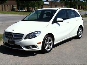 2013 MERCEDES BENZ B250 PREMIUM PKG - LEATHER|PHONE|NO ACCIDENT