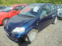 Citroen C3 1.4 SX (blue) 2003