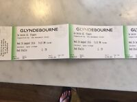 **SOLD OUT SHOW** Glyndebourne - Le nozze de Figaro - x4 Tickets