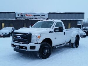 2011 Ford Super Duty F-350 XL DUALLY 4X4 DIESEL with TOMMY GATE