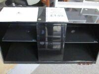 *+NADZ*BRAND NEW Levv Premier Range High BLACK Gloss TV Cabinet for UPTO 52 inchesTV