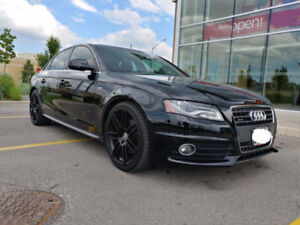 2010 Audi A4 S-Line 2.0 turbo engine Quattro AWD for sell