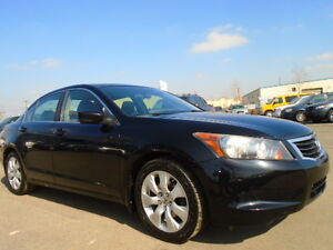2009 Honda Accord EX SPORT PKG--SUNROOF--5 SPEED-AMAZING SHAPE
