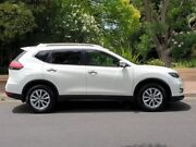 2017 Nissan X-Trail T32 ST-L X-tronic 4WD White 7 Speed Constant Variable Wagon Prospect Prospect Area Preview