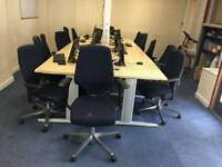 Office furniture clearance sale