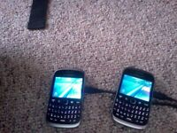 BLACKBERRY CURVE FOR SALE NEED TO SELL**