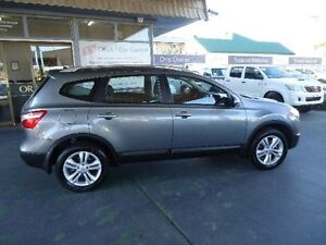 2013 Nissan Dualis J10 Series 3 +2 ST (4x2) Grey 6 Speed CVT Auto Sequential Wagon Hamilton Newcastle Area Preview