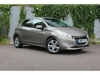 Peugeot 208 1.2 VTi 82 Allure PETROL MANUAL 2015/15