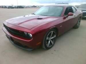 2014 Dodge Challenger 100th Anniversary Edition Coupe (2 door)