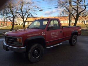 1992 Chevrolet C/K Pickup 2500 Pickup Truck