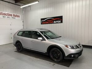 2011 Saab 9-3 9-3X Wagon AWD/TURBO/LEATHER/SUNROOF