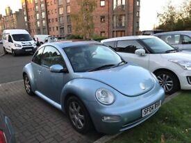 2004 Volkswagen Beetle for Sale £1400ono