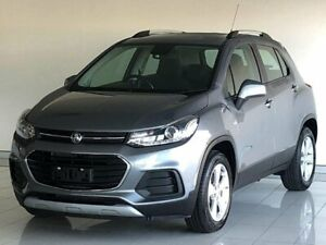 2018 Holden Trax TJ MY18 LS Grey 6 Speed Automatic Wagon Ashmore Gold Coast City Preview