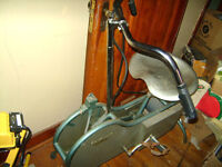 VINTAGE SLENDERCYCLE ELECTRIC EXERCISE BICYCLE