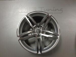 1Stk-Wheelworld-WH11-Felge-7-5x17-5x112-Et45-Silber-Poliert-NEU-R463-80-81