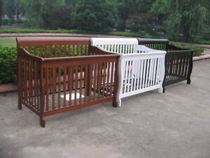 Brand New Convertible Jeremy Crib!! For $208.00