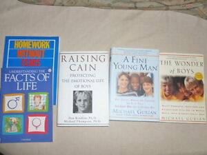 Parenting Books - As New