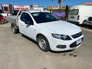 2013 Ford Falcon UTE 4 Speed Automatic Utility Carrum Downs Frankston Area Preview