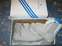 Unusual womens Adidas ankle boots for sale