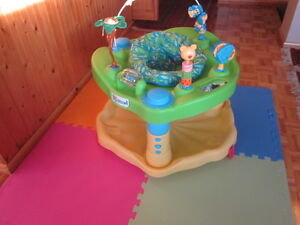"""NEW Exersaucer by """"Baby Active"""""""