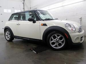 2012 MINI COOPER CUIR TOIT PANORAMIQUE MAGS 72,000KM
