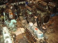 LANDROVER 2.25/2.3 3MB 5MB PETROL ENGINES COMPLETE OR PARTS