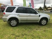 2008 Ford Escape ZD Silver 4 Speed Automatic Wagon Wangara Wanneroo Area Preview