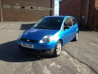 2005 FORD FIESTA 1.25 - FANTASTIC COLOUR, DRIVES GREAT