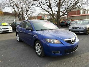 2007 Mazda 3 GS manuelle