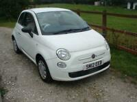 2012 Fiat 500 1.2 POP 3DR Hatchback Petrol Manual