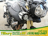 2012 Triumph Tiger 800 ABS On-Off Road Motorcycle Ready To Ride