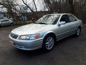 2000 Toyota Camry XLE,certified